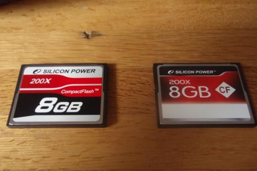 シリコンパワー 200X 8GB