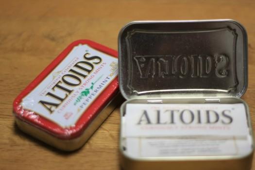 アルトイズ缶(PEPPERMINT)