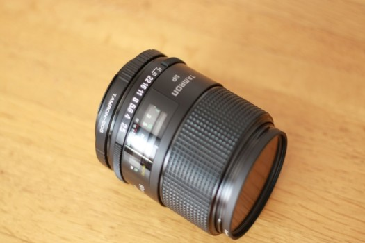 TAMRON SP 90mm F2.5 1:2(52BB)