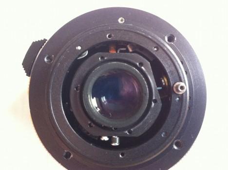 A.Schacht Ulm S-Travegon 35mm F2.8 分解図 その4
