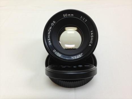 AUTO YASHINON-DS 50mm F1.7